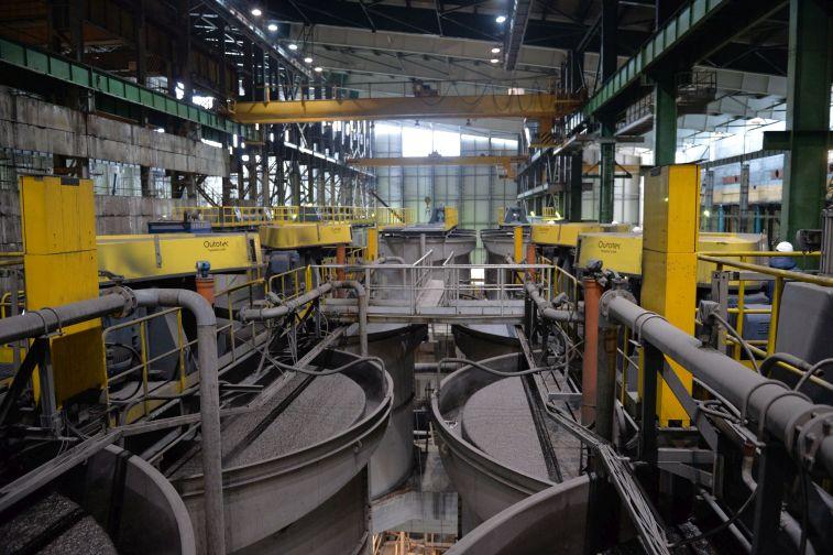 Мартовский план по переработке сырья ТОФ выполнила на 123%