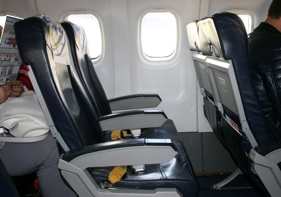 Пассажир рейса Норильск – Красноярск самовольно пересел из эконома в бизнес-класс