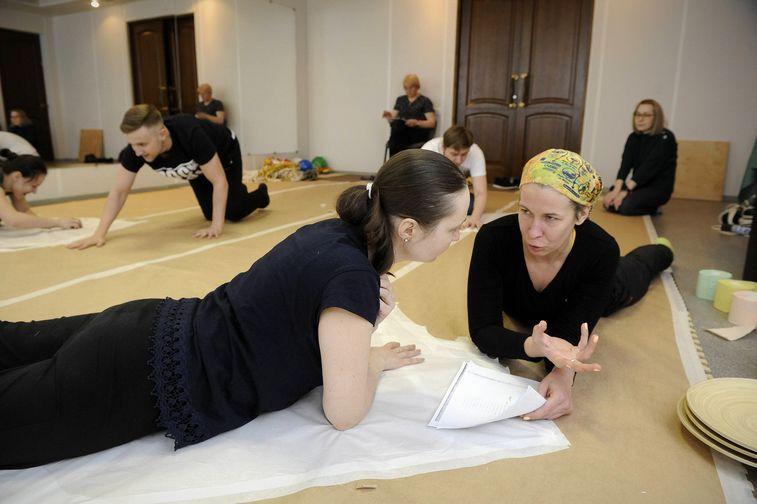 Спектакль для зрителей от полугода до трех лет покажут в Норильском Заполярном драмтеатре
