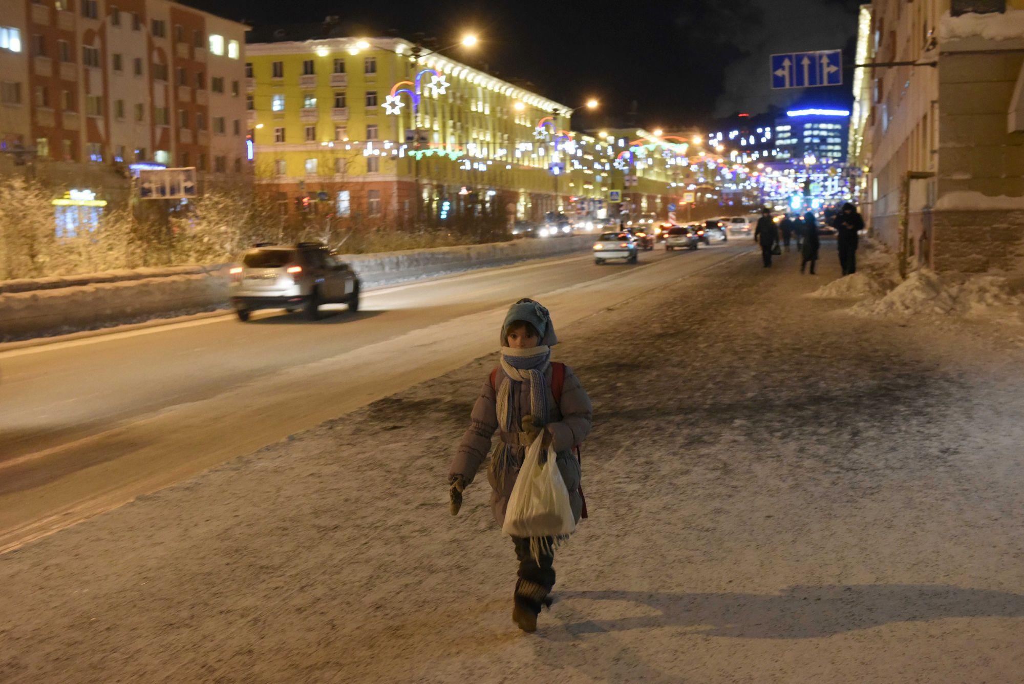 """Норильск занимает вторую строчку онлайн-голосования за право принять героев программы """"Орел и решка"""""""