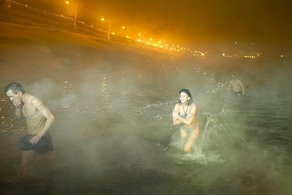 Крещенские купания пройдут в Норильске 19 января