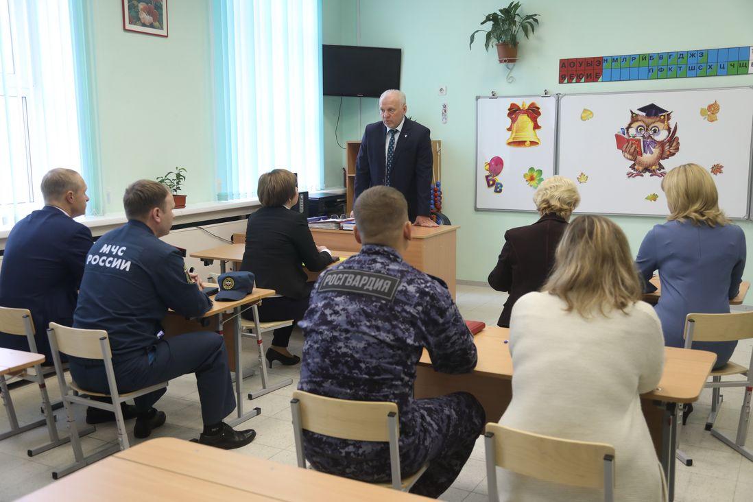 В Норильске началась приемка школ к 1 сентября
