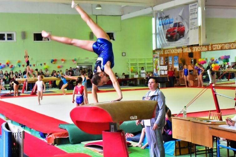 Норильчанин стал серебряным призером Всероссийских соревнований по спортивной гимнастике