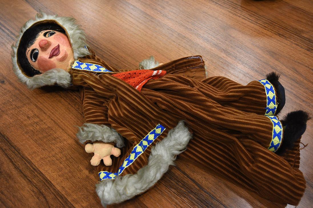 Кукле Северку исполнилось 60 лет