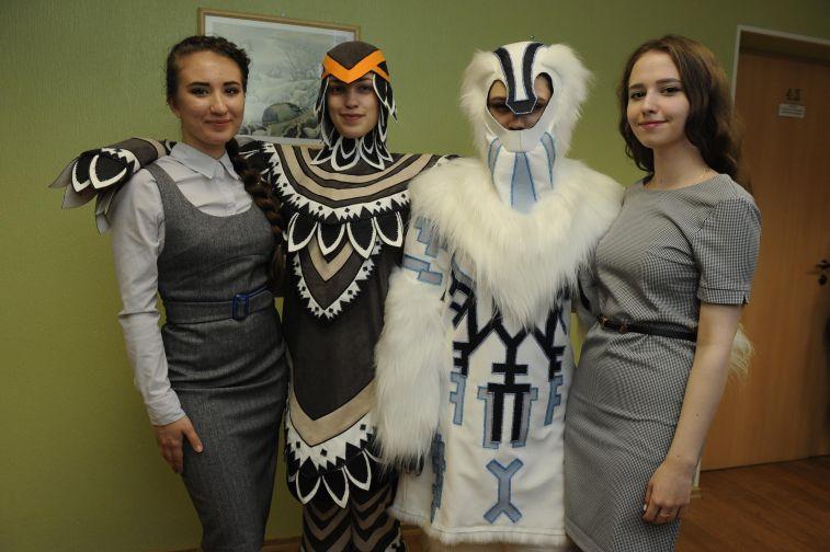 Студентки Норильского колледжа искусств стали призерами Всероссийского конкурса