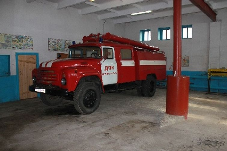 Речники Енисейского пароходства помогают МЧС противостоять пожарам