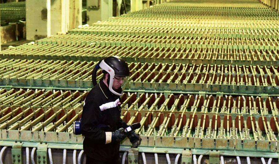 Кольская ГМК перешла на выпуск никеля по новой технологии