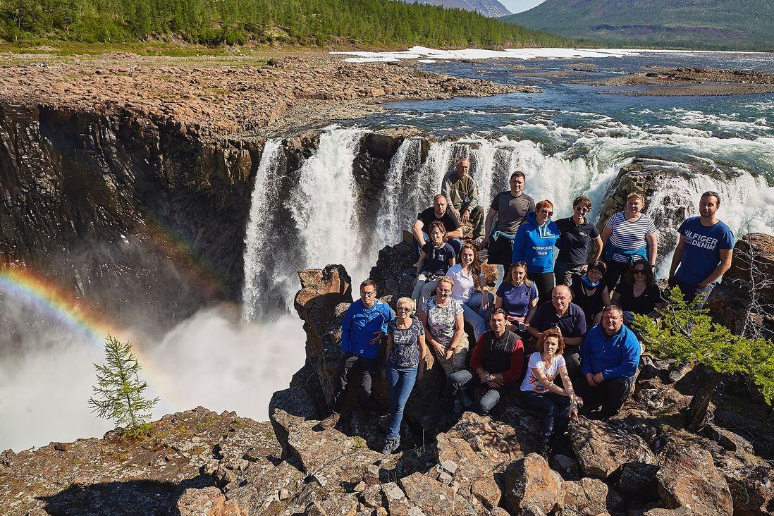 Представители семи крупнейших туроператоров посетили Норильск, Дудинку и плато Путорана