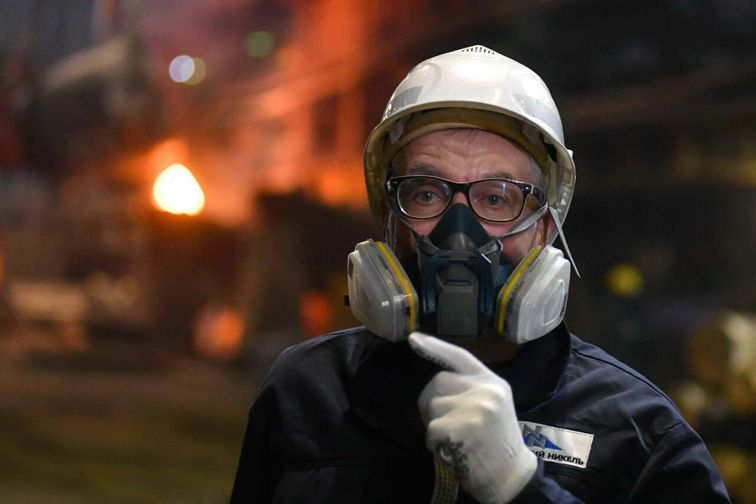 Эксперты экомарафона «Понеслось!» побывали на медном заводе