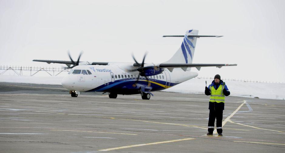 Закончился 2-ой этап реконструкции аэропорта «Норильск»