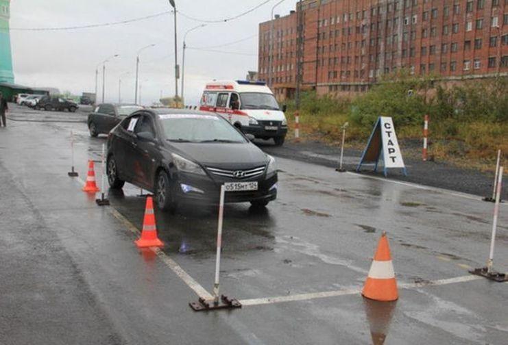 """Автолюбители поборются за """"Приз Большого Норильска"""""""