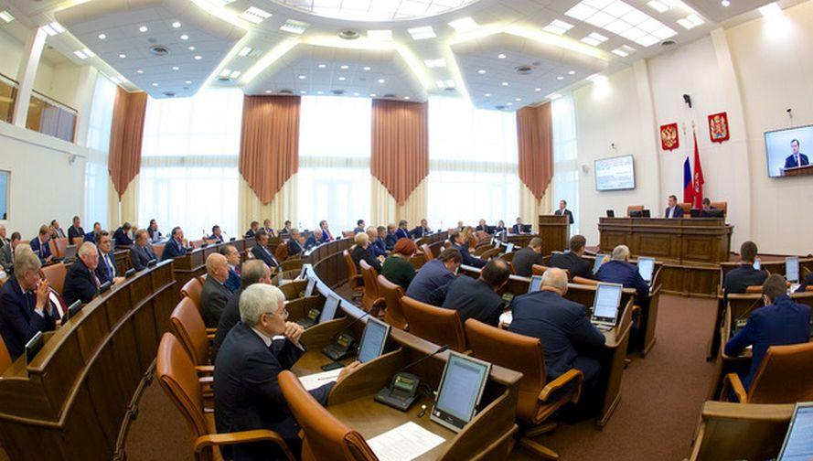 Темы строительства жилья на Севере и развития оленеводства – в поле зрения депутатов Заксобрания края
