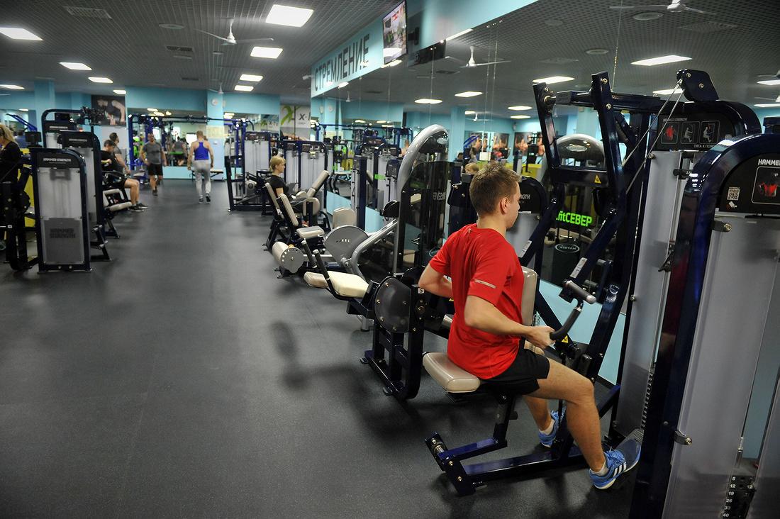 В крупнейшем фитнес-центре Норильска прошел день открытых дверей
