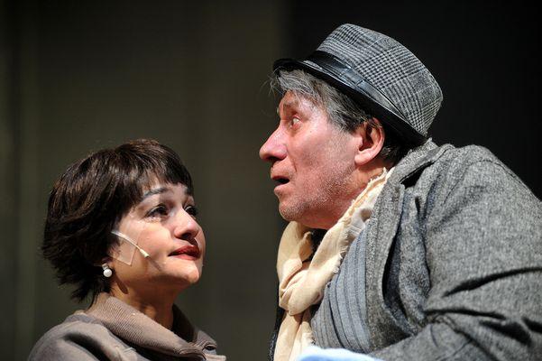 Норильский Заполярный театр драмы представляет в Москве свои спектакли