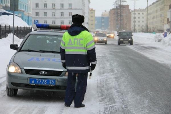 За выходные и праздничные дни в Норильске произошло 30 дорожно-транспортных происшествий