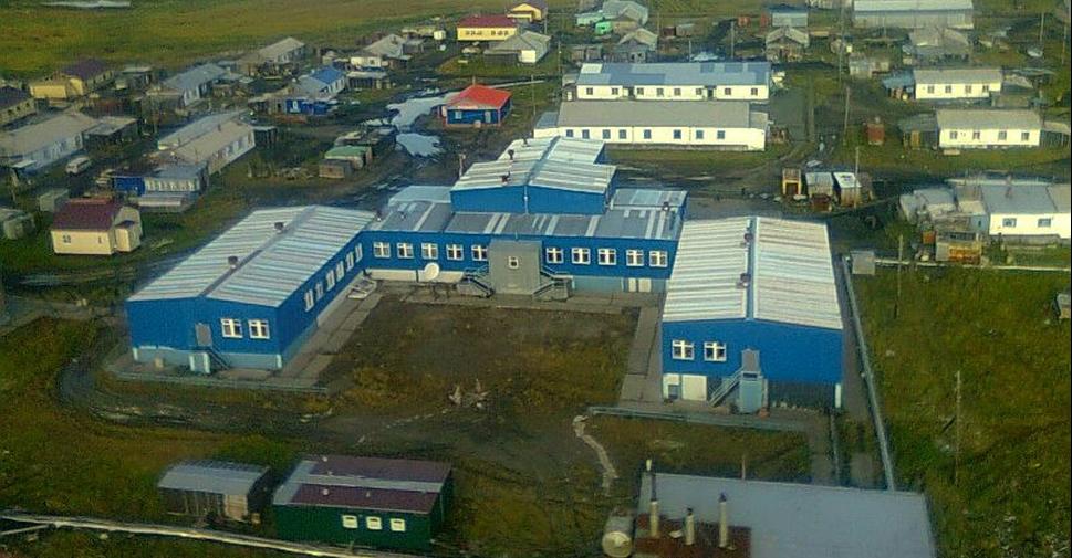 Строительство социальных объектов в таймырских поселках ведется с опережением сроков