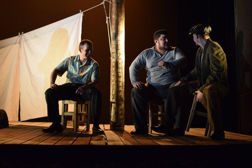 В Норильской драме готовят спектакль «Брат мой» по произведениям Василия Шукшина