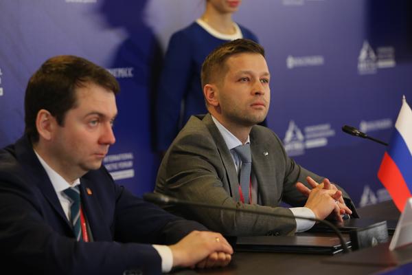 Дмитрий Пристансков: «Все, что делается в Арктике компанией «Норникель», задает наивысшую планку»