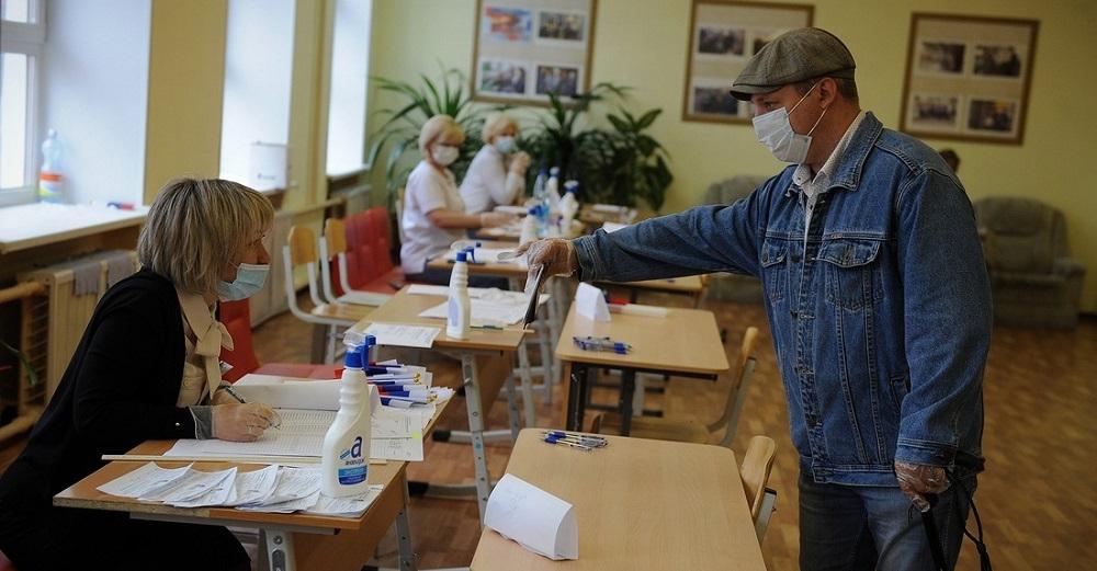 Почти 83 процента проголосовавших в Норильске поддержали изменения в Конституцию