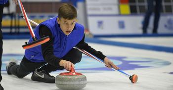 Участники детского WCT Arctic Curling Cup 2019