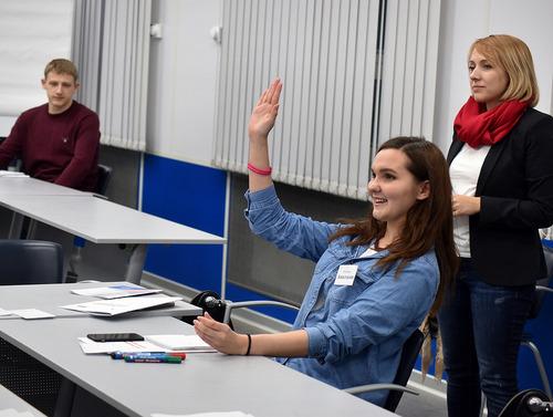 Обучающая программа для волонтеров Универсиады-2019