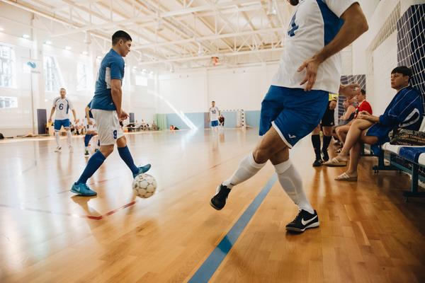 Норильчане заняли весь пьедестал почета юбилейного корпоративного турнира по мини-футболу