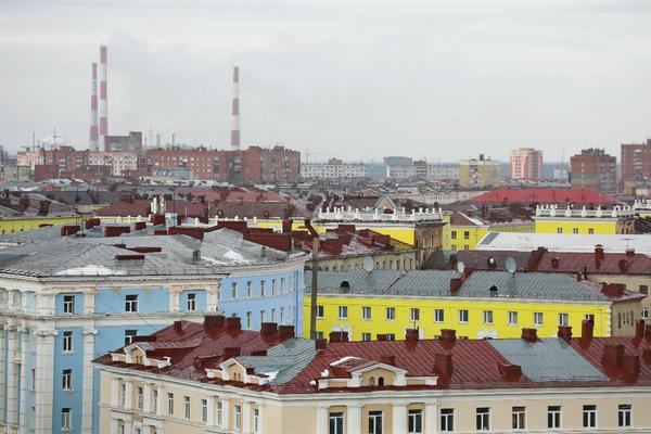 В Норильске пустует 3650 квартир