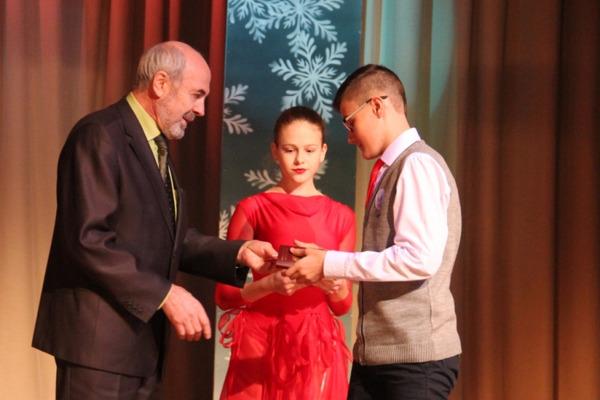 31 норильский школьник получил паспорт гражданина РФ в торжественной обстановке