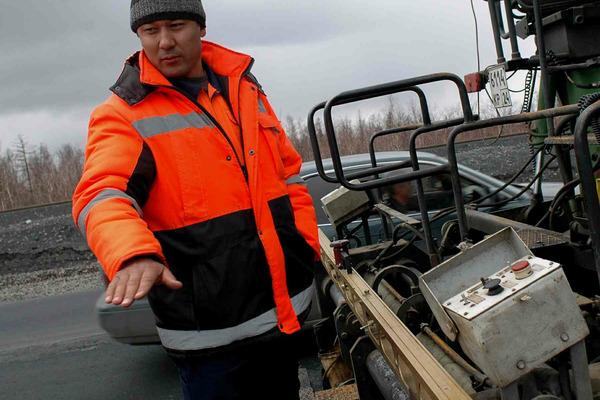 Норильск получил краевую субсидию на ремонт и содержание дорог