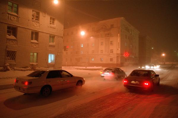 На 100 семей в Красноярье приходится 65 автомобилей, два грузовика, один мотоцикл, два мопеда и две моторные лодки