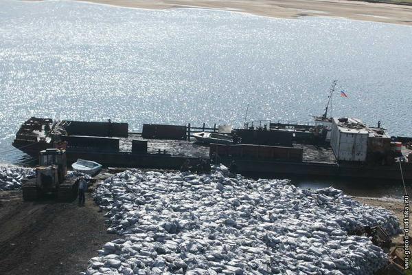 Свыше 56 тыс. тонн ТЭР необходимо доставить на Таймыр в рамках северного завоза–2015