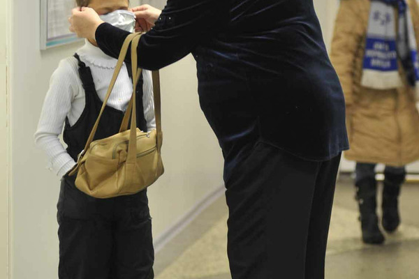 Превышение эпидпорога по заболеваемости ОРВИ/гриппом фиксируют в Норильске третью неделю подряд