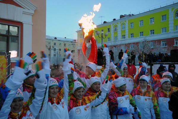 """Выставка """"…И зовет олимпийский огонь золотой!"""" откроется в норильском музее в пятницу"""