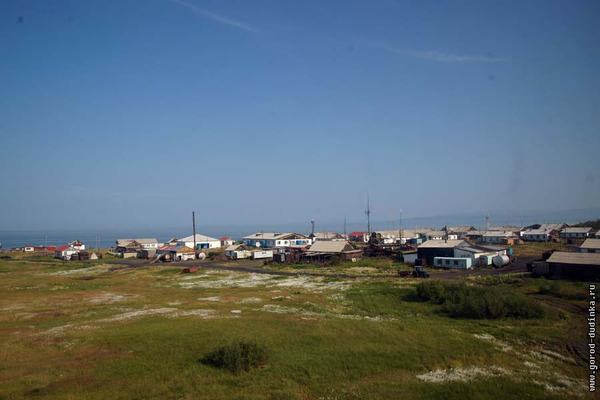 Сындасско признан образцовым поселком Таймыра