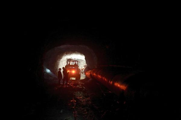 """Новый пусковой комплекс на руднике """"Таймырский"""" ЗФ """"Норникеля"""" позволит добывать богатые руды до 2080 года"""