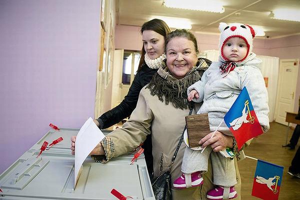 Все избирательные участки Норильска открылись