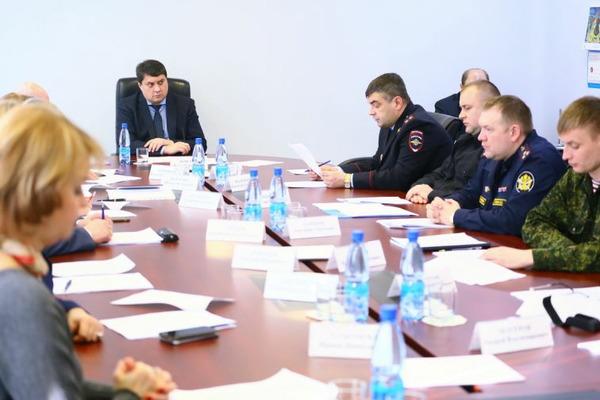 Силовые структуры Норильска доложили о готовности к предстоящим выборам президента РФ
