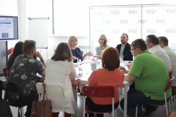 В Агентстве развития Норильска прошли образовательные модули для бизнес-сообщества