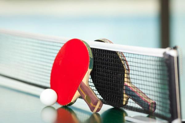 Дудинские школьники соревновались в настольном теннисе
