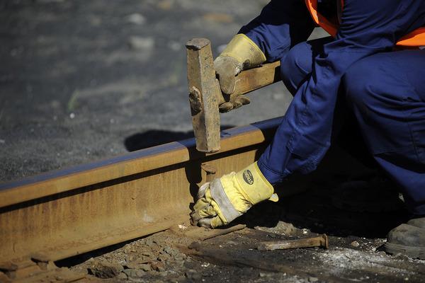 Один из железнодорожных переездов в Норильске временно закроют