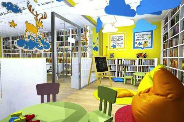 Дудинская детская библиотека станет современным информационно-образовательным центром
