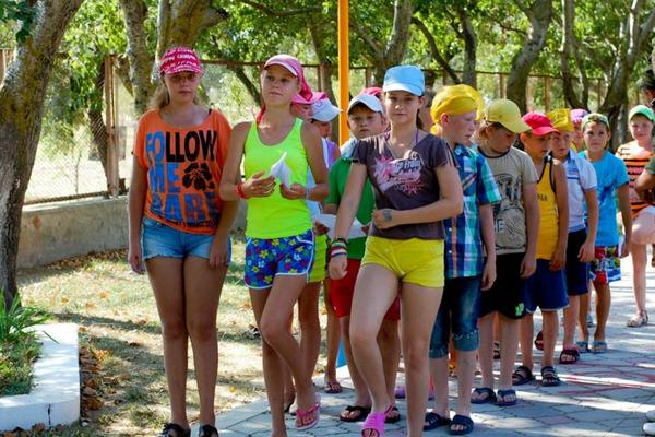 Дети работников ЕРП отдохнули на берегу Черного моря