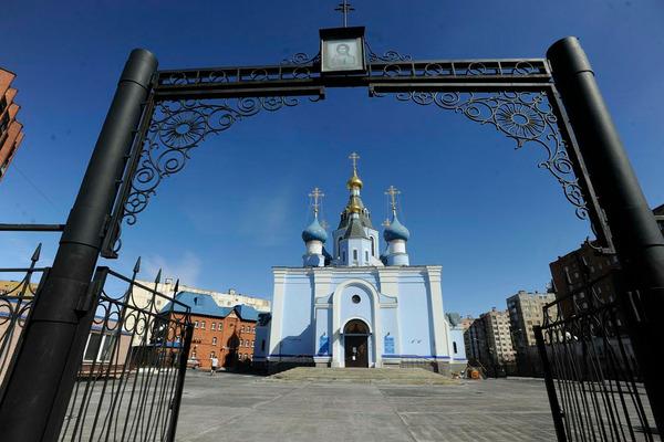Продолжается прием в воскресную школу Норильской епархии