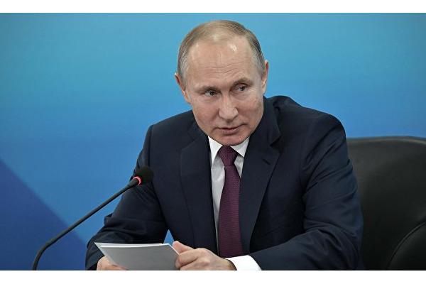 Президент считает Россию лидером мирового спорта