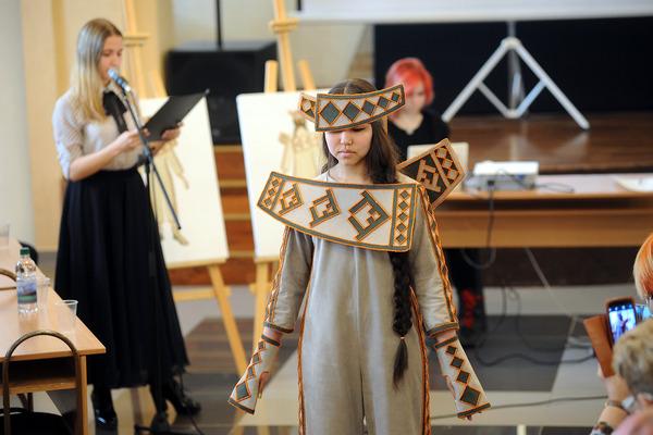 Коллекция театра моды «Бараксан» пополнилась новыми костюмами