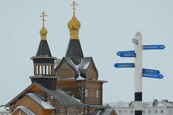 Сегодня в Норильске вспомнили святителя Луку, талантливого хирурга и епископа Православной церкви