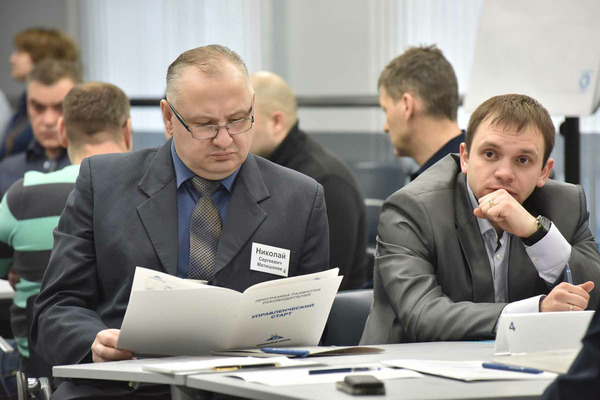 """Установочная сессия программы """"Управленческий старт"""" стартовала сегодня в Корпоративном университете """"Норильский никель"""""""