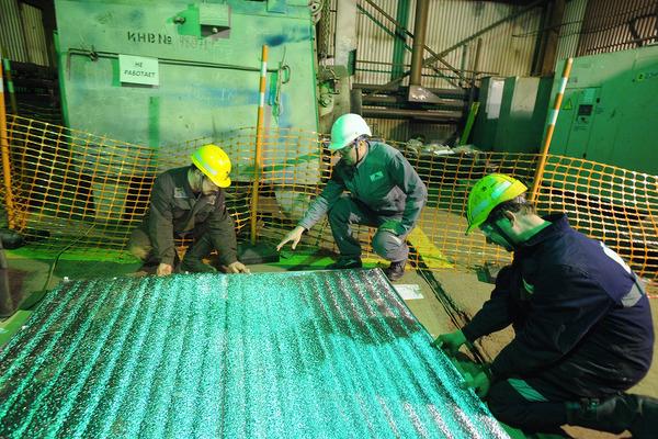 В «Норильскшахтсервисе» проходят промышленные испытания шумопоглощающих экранов