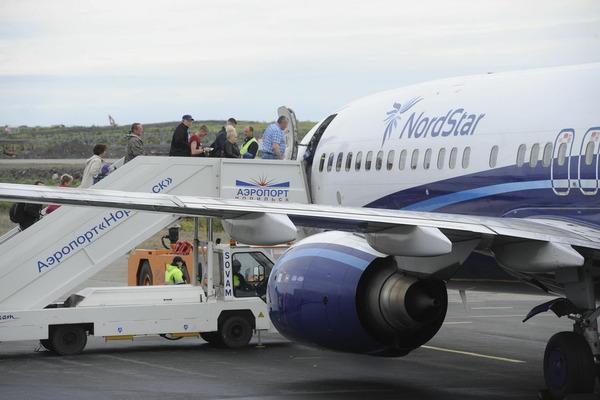 Принят закон, позволяющий заключить соглашение о базовом авиаперевозчике в Норильске