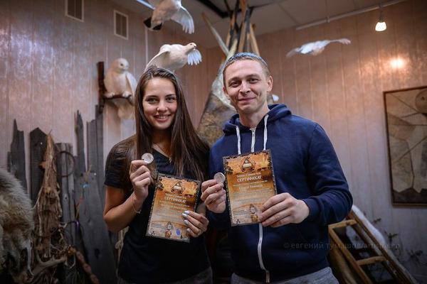 Анастасия Брызгалова и Алексей Тимофеев: «Мы под впечатлением от того, как нас приняли в Дудинке»